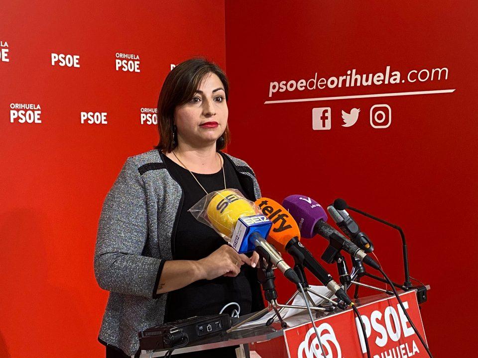 PSOE Orihuela denuncia la falta de acceso al proyecto de reurbanización de Duque de Tamames 6