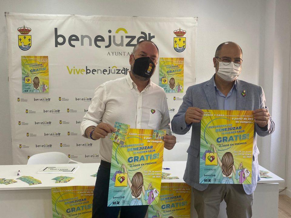 Campaña 'Rasca y Gana', 1.500 premios por comprar en Benejúzar 6