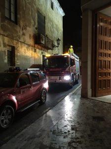Segundo conato de incendio en el Museo de Semana Santa de Orihuela 9