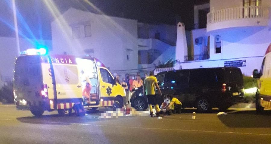 Un matrimonio muere atropellado en un paso de peatones en Torrevieja 6