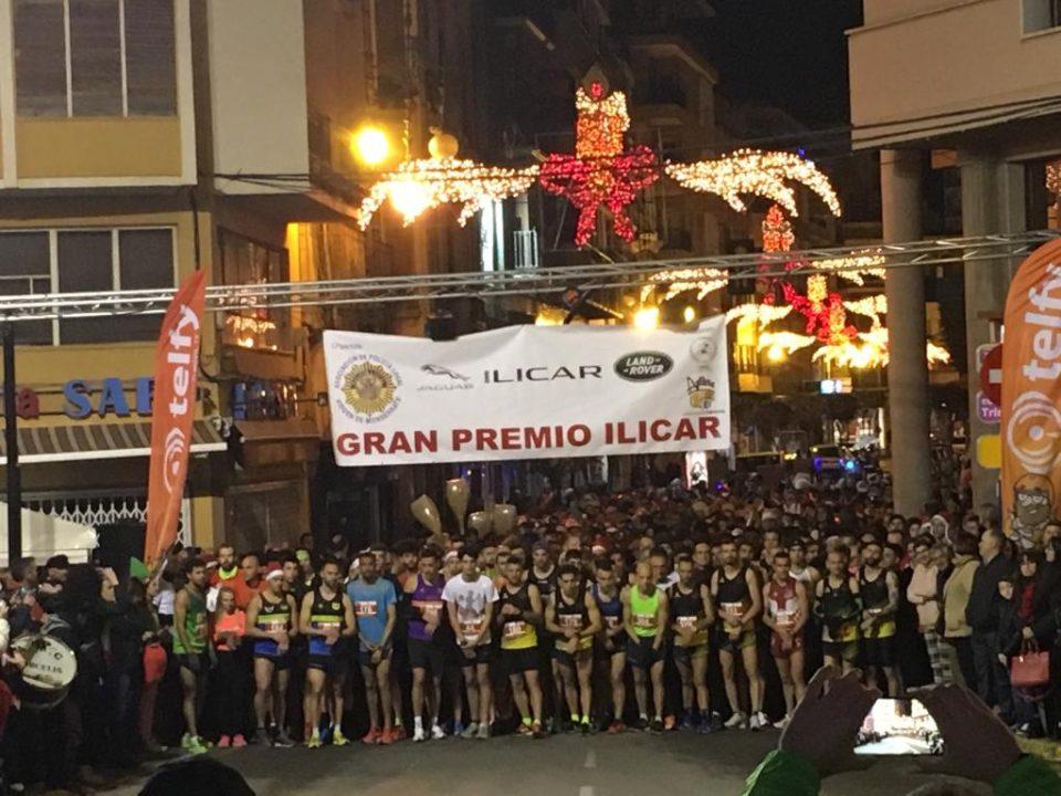 Éxito de participación en el XI Cross Nocturno Ciudad de Orihuela 6