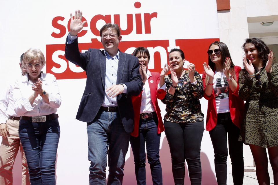 Puig anuncia que la CV-95 será una realidad en la próxima legislatura 6