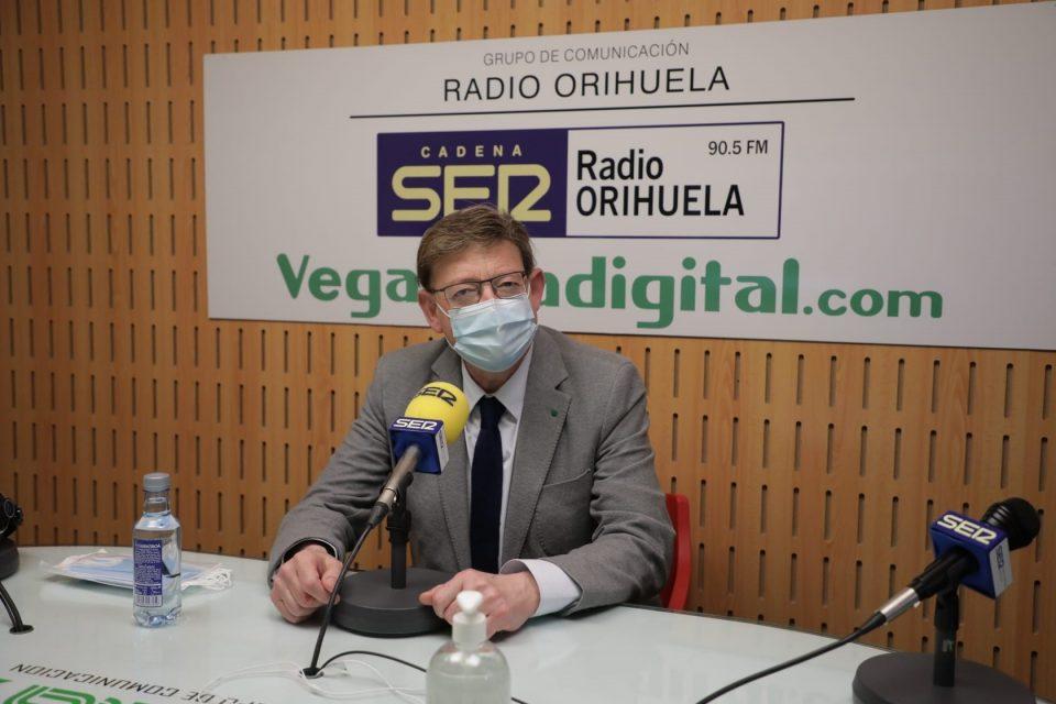 Ximo Puig anuncia 6.500 contrataciones sanitarias en la Comunitat para verano 6