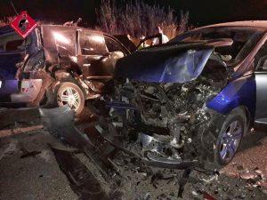 Dos fallecidos en un accidente ocurrido en la N-340 a la altura de Cox 7