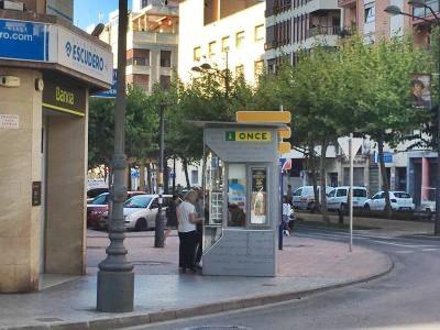 La ONCE reparte 1.050.000 euros en Torrevieja 6