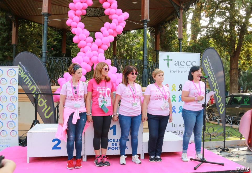 """La AECC de Orihuela organiza la conferencia """"Hablemos del cáncer"""" 6"""