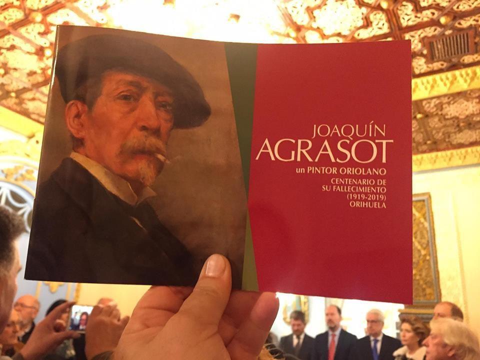 La exposición sobre el centenario de Agrasot abre sus puertas en Orihuela 6