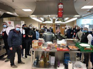Alicante Gastronómica Solidaria distribuye más de 250.000 menús desde el inicio de la pandemia 7