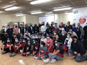 Alicante Gastronómica Solidaria distribuye más de 250.000 menús desde el inicio de la pandemia 8