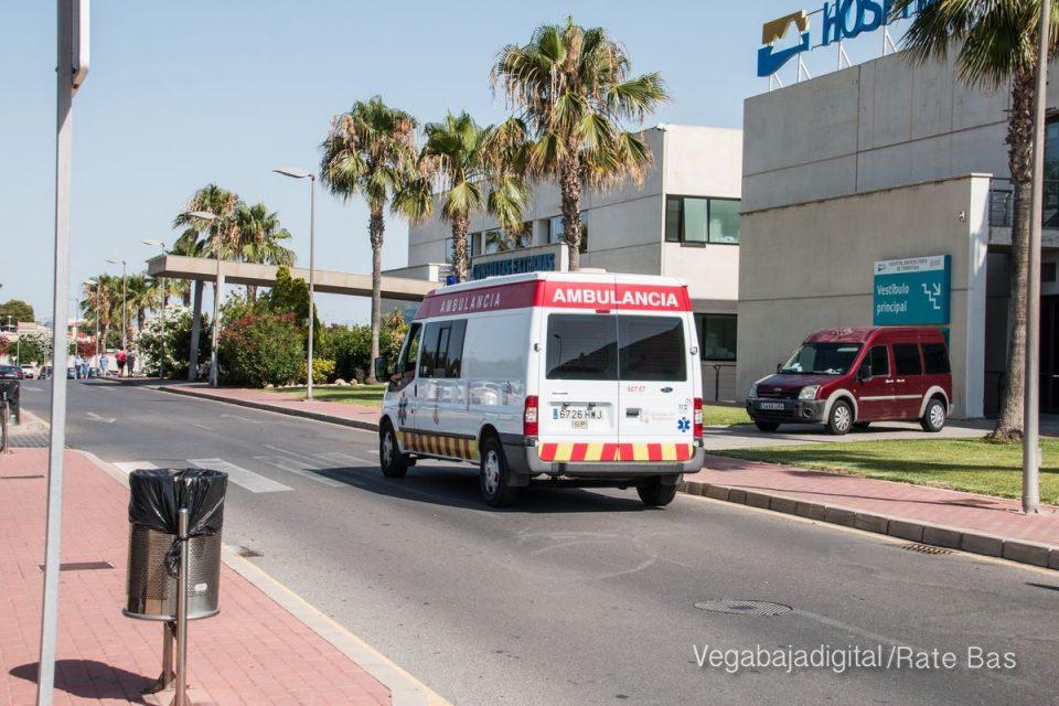 Un hombre resulta herido en un accidente en Torrevieja 6