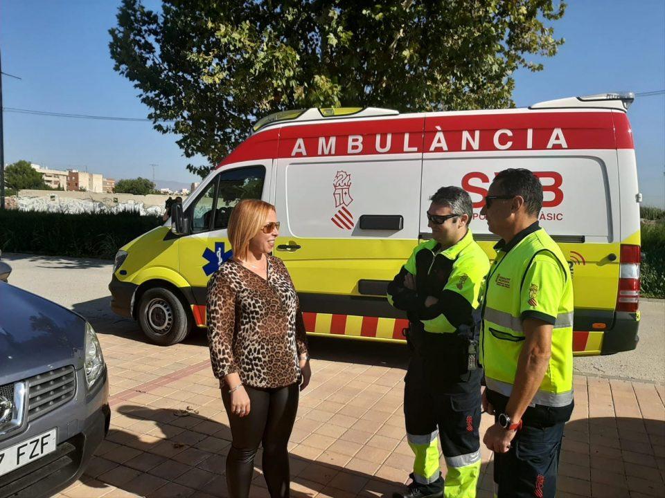 Callosa de Segura recupera la Ambulancia en el Museo del Cáñamo 6