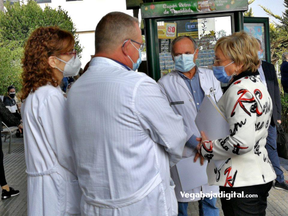 El Hospital Vega Baja sigue ampliando su personal para hacer frente a la COVID19 6