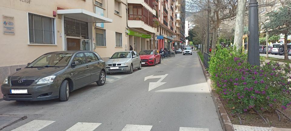 El Ayuntamiento de Orihuela reabre al tráfico el acceso al Centro de Especialidades 6