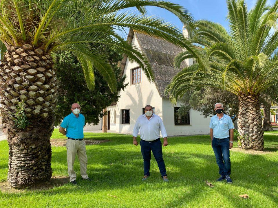 La UMH asesorará al Ayuntamiento de Orihuela en materia de jardinería y zonas verdes 6