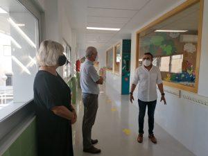 La Generalitat continúa con la construcción de centros educativos nuevos, ampliaciones y mejoras 7