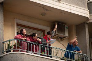 La Calle Aragón de Orihuela cuida a sus mayores y celebra la Feria de Abril 8