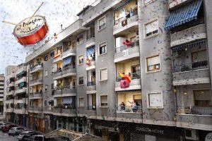 La Calle Aragón de Orihuela cuida a sus mayores y celebra la Feria de Abril 9
