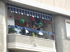 La Calle Aragón de Orihuela cuida a sus mayores y celebra la Feria de Abril 16
