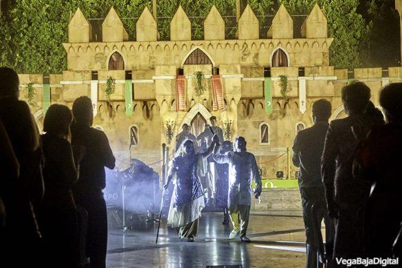 Orihuela arde para asaltar el castillo 15
