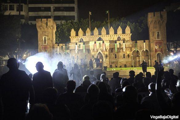 Orihuela arde para asaltar el castillo 17