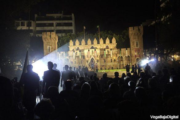 Orihuela arde para asaltar el castillo 18