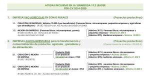 Abierto el plazo de ayudas para emprendedores y empresas agroalimentarias de las pedanías de Orihuela 7