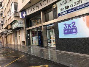 La Vega Baja desinfecta sus calles 9