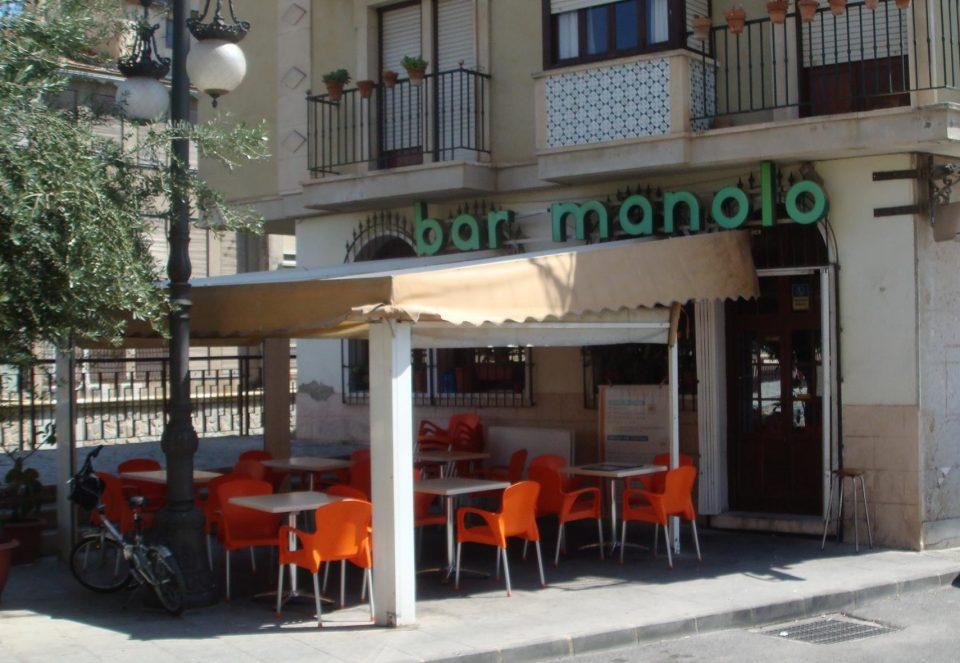 """Fallece Manuel Luna del """"Bar Manolo"""" de Orihuela 6"""