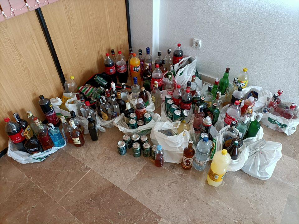 La Policía Local de Guardamar desaloja 14 botellones este fin de semana 6