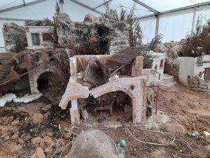 Detenidos tres menores por destrozar el belén municipal de Almoradí 8
