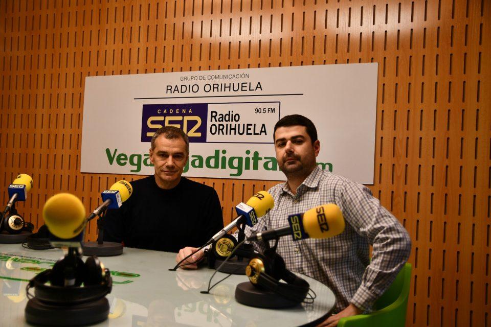 Toni Cantó apuesta por reeditar en la Comunidad Valenciana el pacto andaluz 6