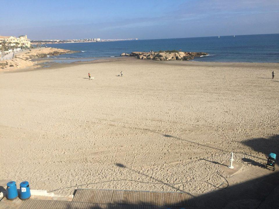 Orihuela abre cinco playas para pasear 6
