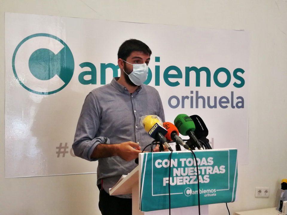 Cambiemos Orihuela lamenta el retraso de los Presupuestos 6