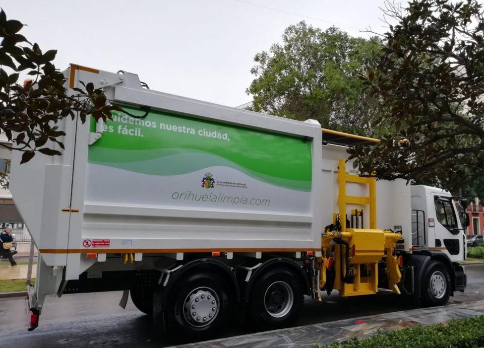 Orihuela recibe una subvención para sufragar parte del sobrecoste del transporte de residuos 6