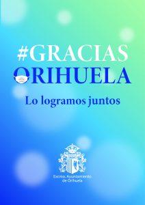 El Ayuntamiento agradece a Orihuela el esfuerzo realizado durante la pandemia con un vídeo 7