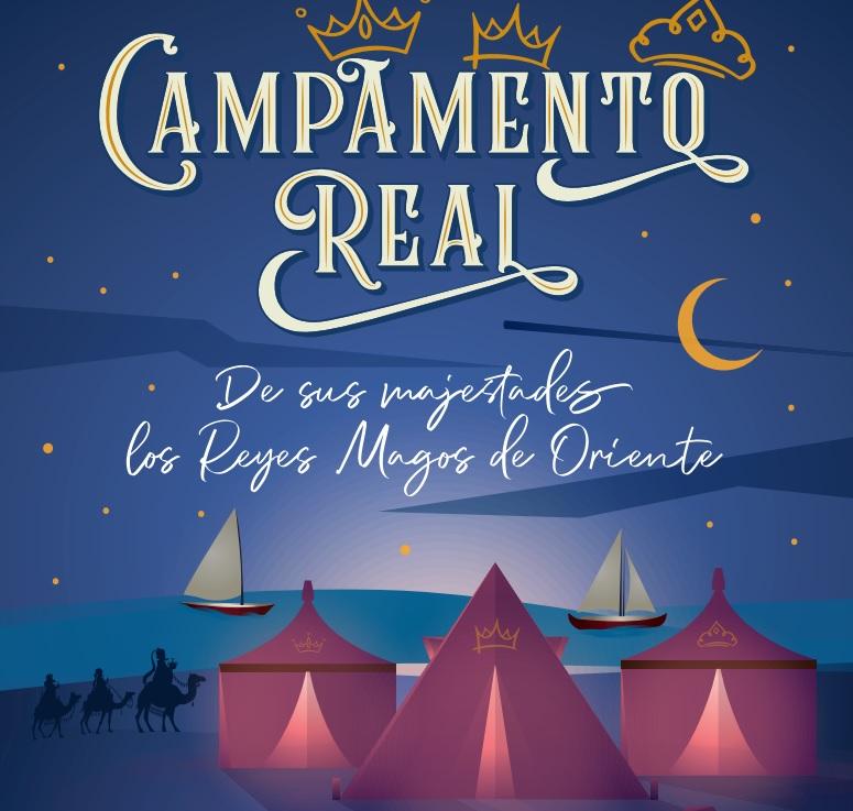 Los Reyes Magos ubican su campamento en el puerto de Torrevieja 6