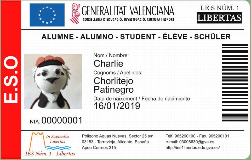 """""""Charlie el Chortilejo"""" conciencia sobre la conservación de especies 6"""