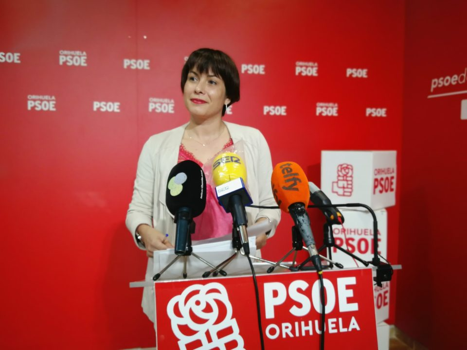 El PSOE denuncia que la grúa municipal en Orihuela presta servicio sin contrato 6