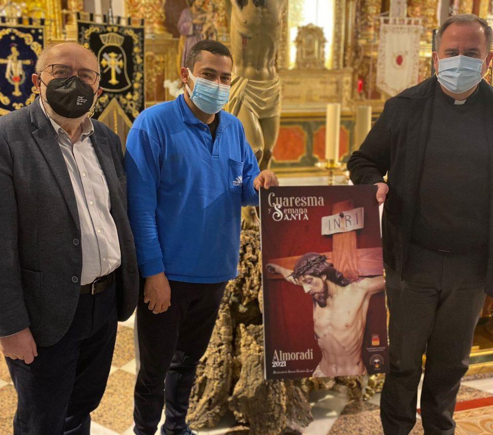 Almoradí presenta sus actos litúrgicos y cartel de Semana Santa 6