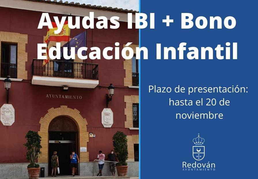 El Ayuntamiento de Redován abre el pazo de solicitud de ayudas a vivienda y escuela infantil 6