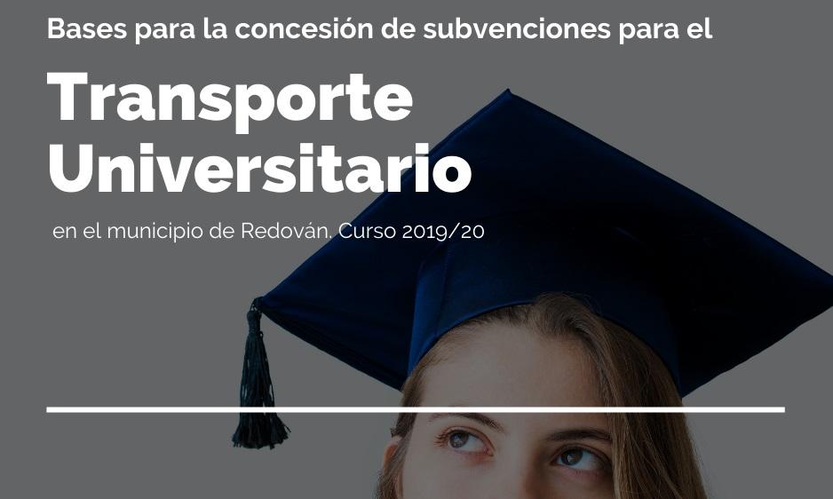 El Ayuntamiento de Redován aprueba la bases para las ayudas al transporte universitario 6