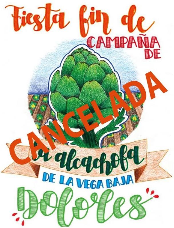 Dolores suspende la fiesta Fin de Campaña de la Alcachofa 6