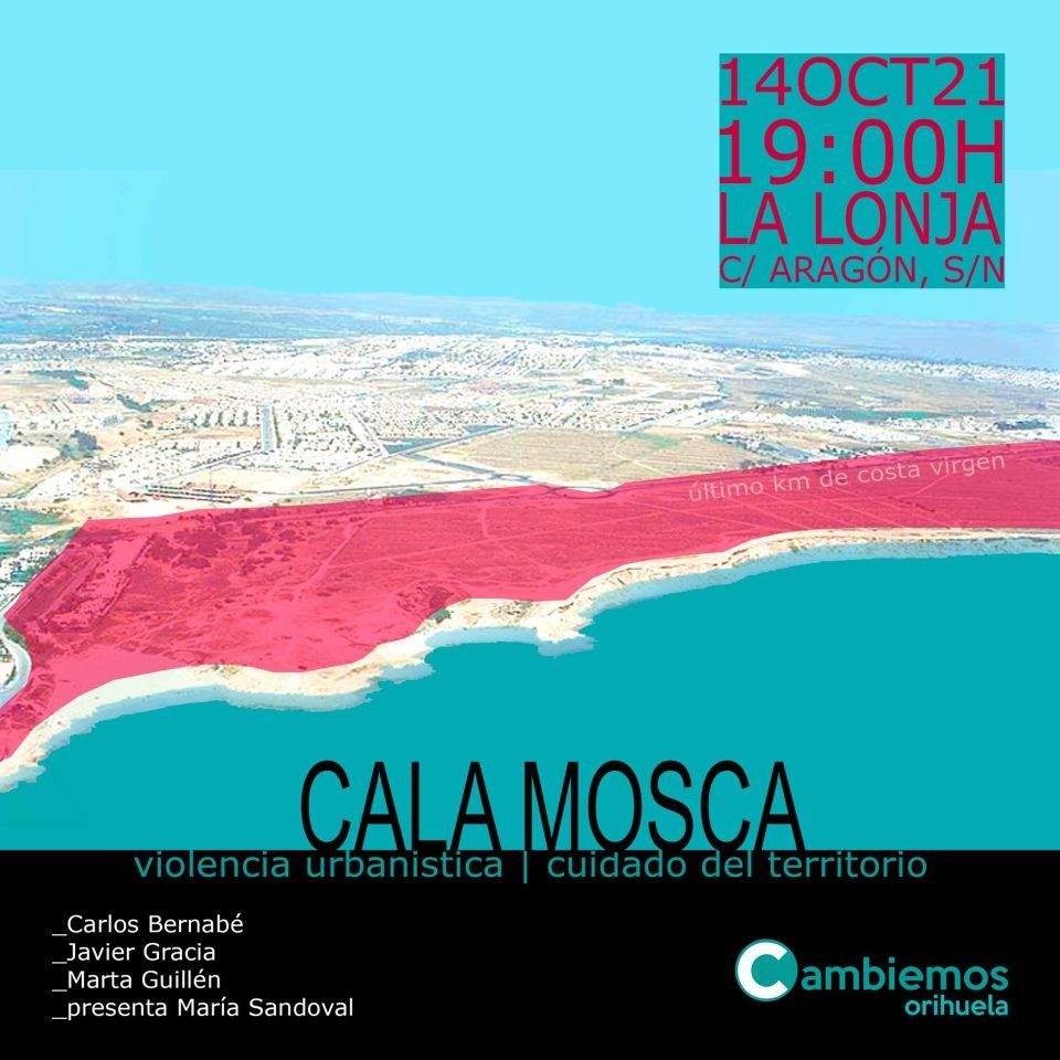 Cambiemos explicará en un acto el proyecto de Cala Mosca y busca la movilización para frenarlo 6