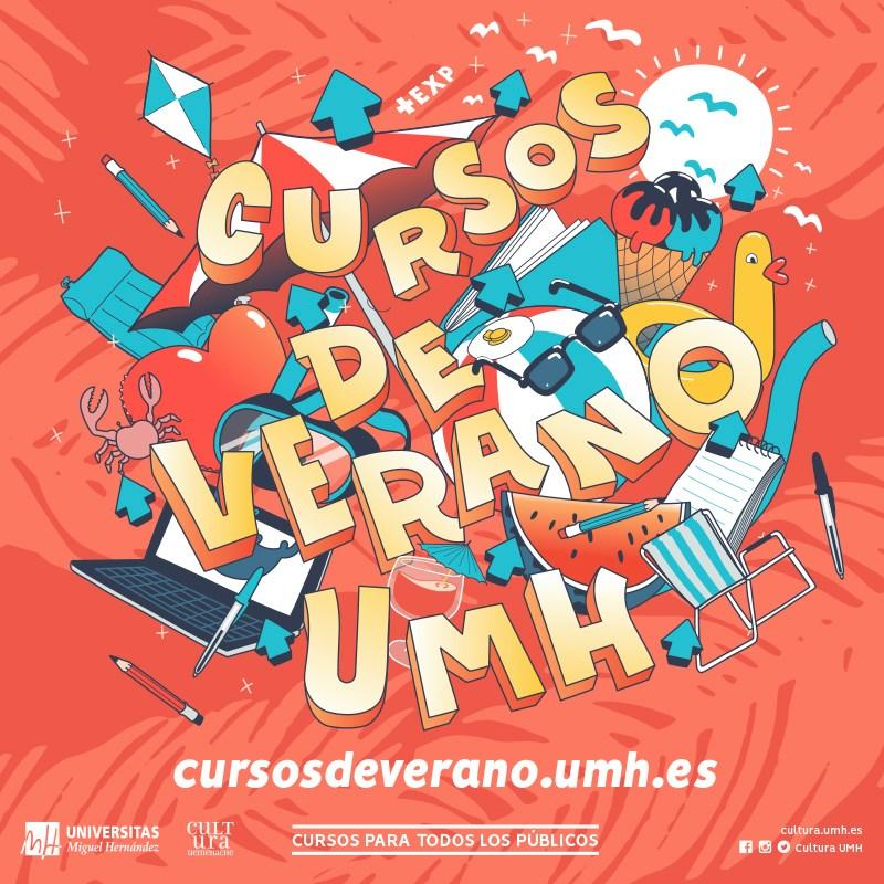 La UMH presenta la XXI edición de los Cursos de Verano en modalidad online 6