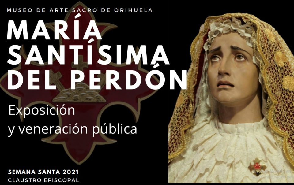 Este sábado se inaugura la Exposición y Veneración Pública de María Santísima del Perdón 6