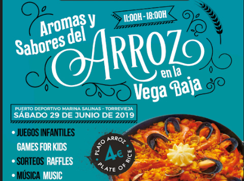 Torrevieja acogerá la gran fiesta del arroz este sábado 6