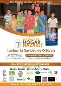 Orihuela busca fondos para aperos agrícolas destinado a Hogar de Nazaret 7