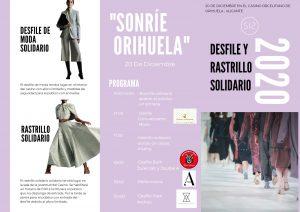 Orihuela acoge un rastrillo y desfile de moda solidario a beneficio de Cáritas 7