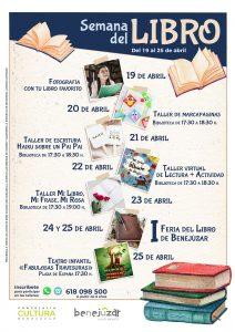 Benejúzar organiza una Semana del Libro repleta de actividades y talleres 7