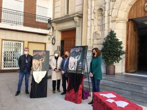 La Junta Mayor presenta el cartel de la Semana Santa de Orihuela 2021 7